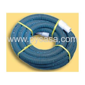 Manguera flexible para piscina 15mts modelo m715 for Manguera para piscina