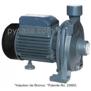 Bomba de agua Centrífuga SH-500, 127Volts, 1HP