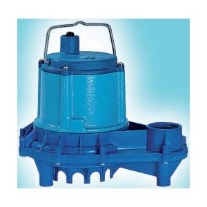 Bomba Sumergible para Aguas Residuales Little Giant modelo: 9ENH-CIM,  115 Volts
