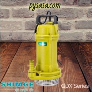 Bomba Sumergible Linea Nacional Modelo: QDX1.5-25-0.55T