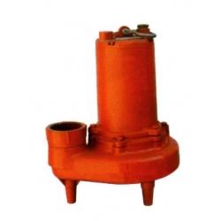 Bomba Sumergible Dos Aspas para agua sucia Modelo: 80WQ1.5-4P