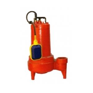 Bomba Sumergible Mono Canal para Agua Sucia Modelo: 50WQP0.75-4PF