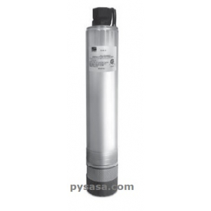 Bomba Sumergible Dominator de 0.5HP, 20GPM, 6 Etapas, 115 volts