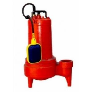 Bomba Sumergible Mono Canal para Agua Sucia Modelo: 50WQP0.55-4PF