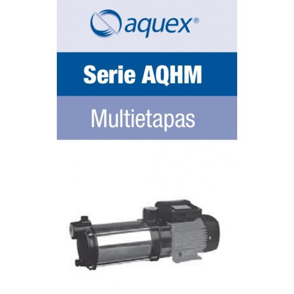 Motobomba Aquex AQHM80, de 0.8HP, 115Volts