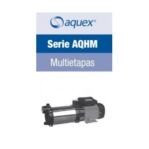 Motobomba Aquex AQHM300T, de 3 HP, 3F, 230-460Volts
