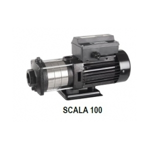 Motobomba multietapa horizontal SCALA100-4, 230Volts, 1.5HP