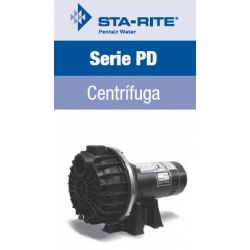 Motobomba STA-RITE PD2HE, 115/230Volts, 1HP