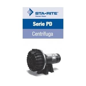 Motobomba STA-RITE PD2HF, 115/230Volts, 1.5HP