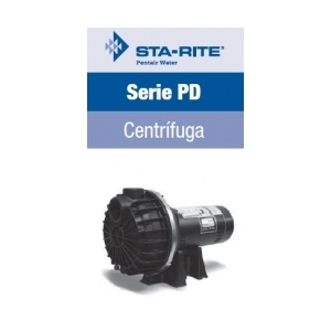 Motobomba STA-RITE PDHHG, 230Volts, 2.5HP