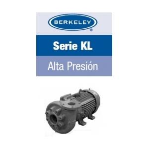 Motobomba BERKELEY K3L,  C11511L, de 10 HP, 3Fases, 220/440Volts