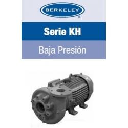 Motobomba BERKELEY K3H,  C12512M, de 15 HP, 1720RPM, 3Fases, 220/440Volts
