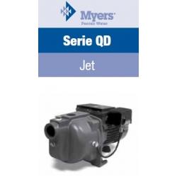 Motobomba Myers QD50S, de 1/2 HP, 115/230 Volts