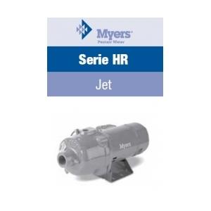 Motobomba Myers HR75S-I, de 3/4 HP, 115/230 Volts