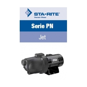 Motobomba Sta-Rite, PNC de 1/2 HP, 115/230 Volts