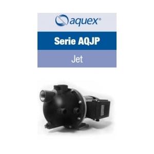 Motobomba AQUEX, AQJP80 de 3/4 HP, 115/230 Volts