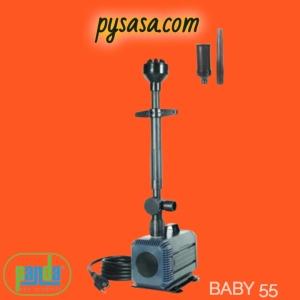 Bomba Sumergible transmisión magnética, marca PANDA modelo BABY55, 127Volts, 150Watts