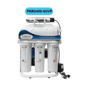 Osmosis Inversa Modelo:  PKRO400-6UVP, para 400 Galones por día