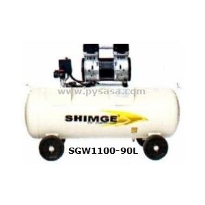 Compresor libre de aceite Shimge modelo: SGW1100-90L