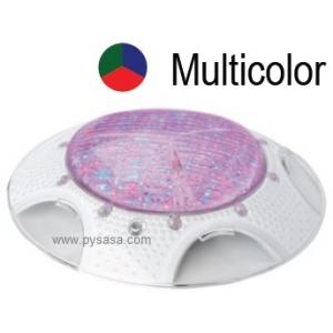 Lámpara Led Plástica Color, SIN Nicho, 18W, modelo LLN-P-COL-18W