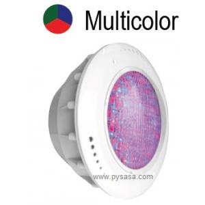 Lámpara Led Plástica Color, con Nicho, 36W, modelo LLN-P-COL-36W