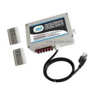 Transformador con Control Remoto de 127Volts a 12 VCA hasta 150Watts