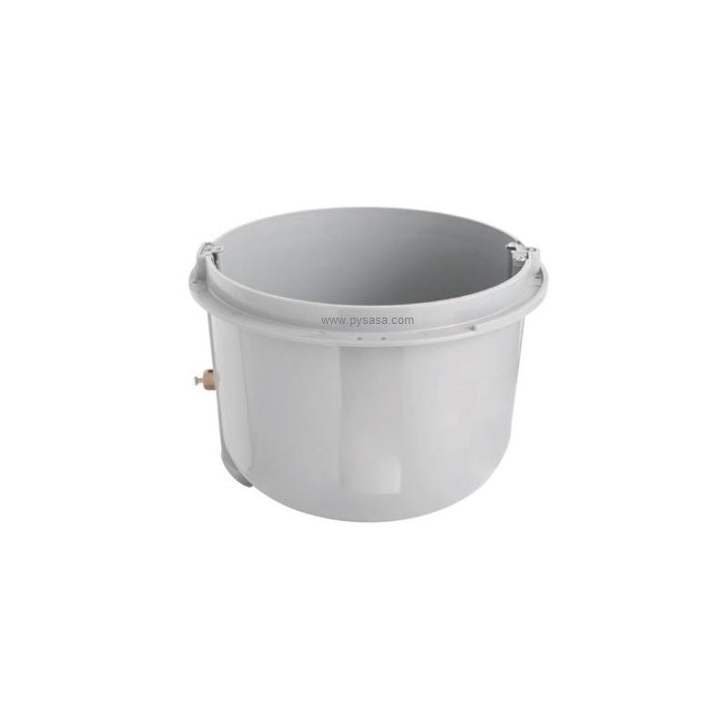 Nicho para lámpara LED PANDA, para refrectores PANDA de 36Volts