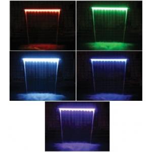 Cascada Decorativa Tipo Natural LED de Colores, PANDA mod. 24