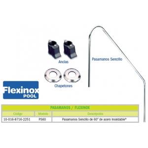 Pasamanos de Acero Inoxidable Flexinox