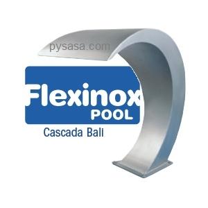 Cascada Decorativa BALI Mate de Flexinox (Modelo Grande)
