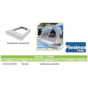 Embellecedor para cascada BALI Flexinox (Chapetón)