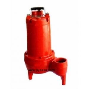 Bomba Sumergible Mono Canal para Agua Sucia Modelo: 50WQP0.37-4P
