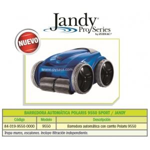 Barredora Automática Polaris 9550 Sport. Modelo. 9550. Jandy