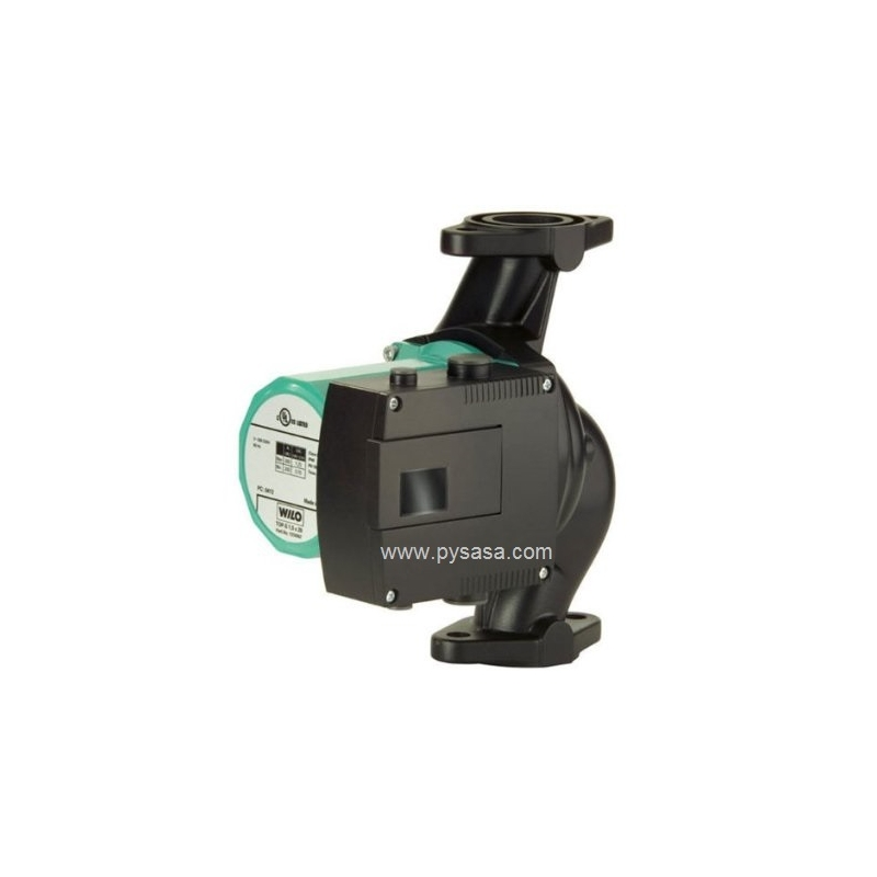 Circulador de Rotor Húmedo Dos Velocidaes Wilo Top S 1.5 x 60, 1.5 HP