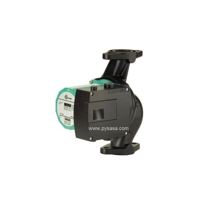 Circulador de Rotor Húmedo Dos Velocidaes Wilo Top S 1.5 x 40, 5/8 HP, 3 Fases