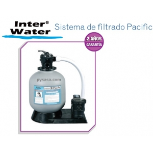 Sistema de filtrado Pacific 19