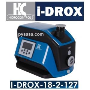 Sistema de presión constante I-DROX marca Hidrocontrol, 1 Hp, 1 Fase, 127Volts