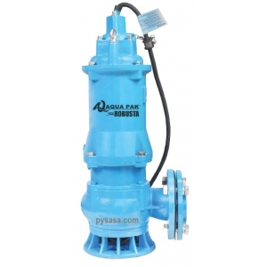 Motobomba Sumergible marca Altamira serie ROBUSTA2.5/40, 4Hp, 3 Fases, 230VoltS