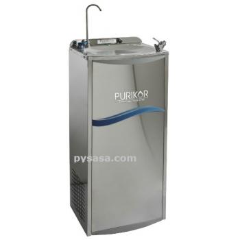 Bebedero  y Dispensador de Agua Fría con Osmosis inversa PURIKOR, modelo IRIS. 400GPD