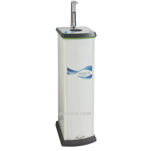 Bebedero  y Dispensador de Agua Fría con Osmosis inversa PURIKOR, modelo LILI. 400GPD