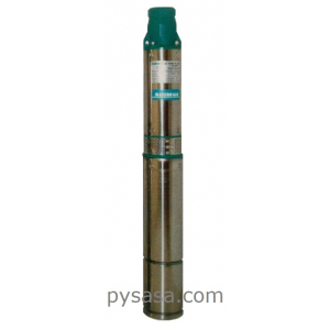 Bomba Sumergible para Pozo Profundo, tipo Lapicero SHIMGE, 4SEm2/9-07.5, 1 HP, 127V