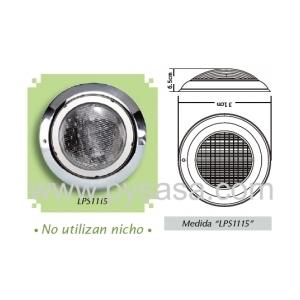 Foco para convertir reflector incandecente a LED color Modelo 3G-25-12