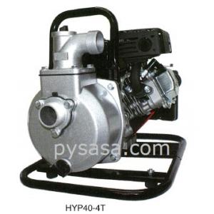Bomba de Agua Autocebante, con motor a gasolina, Pequeña y portátil de 3.5 HP - HYP40-4T, 1.5