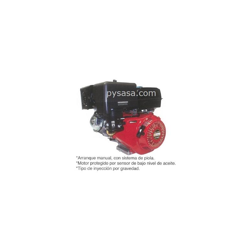 Motor a Gasolina (Uso general, Flecha de Cuñero) 7.5 HP, HY200