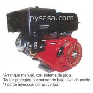 Motor a Gasolina (Uso general, Flecha de Cuñero) 13 HP, HY300