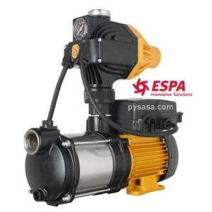 Presurizador Automático ESPA, 1/2Hp, 1 Fase, 115Volts, Bomba Prisma15-2/1115 y PressDrive